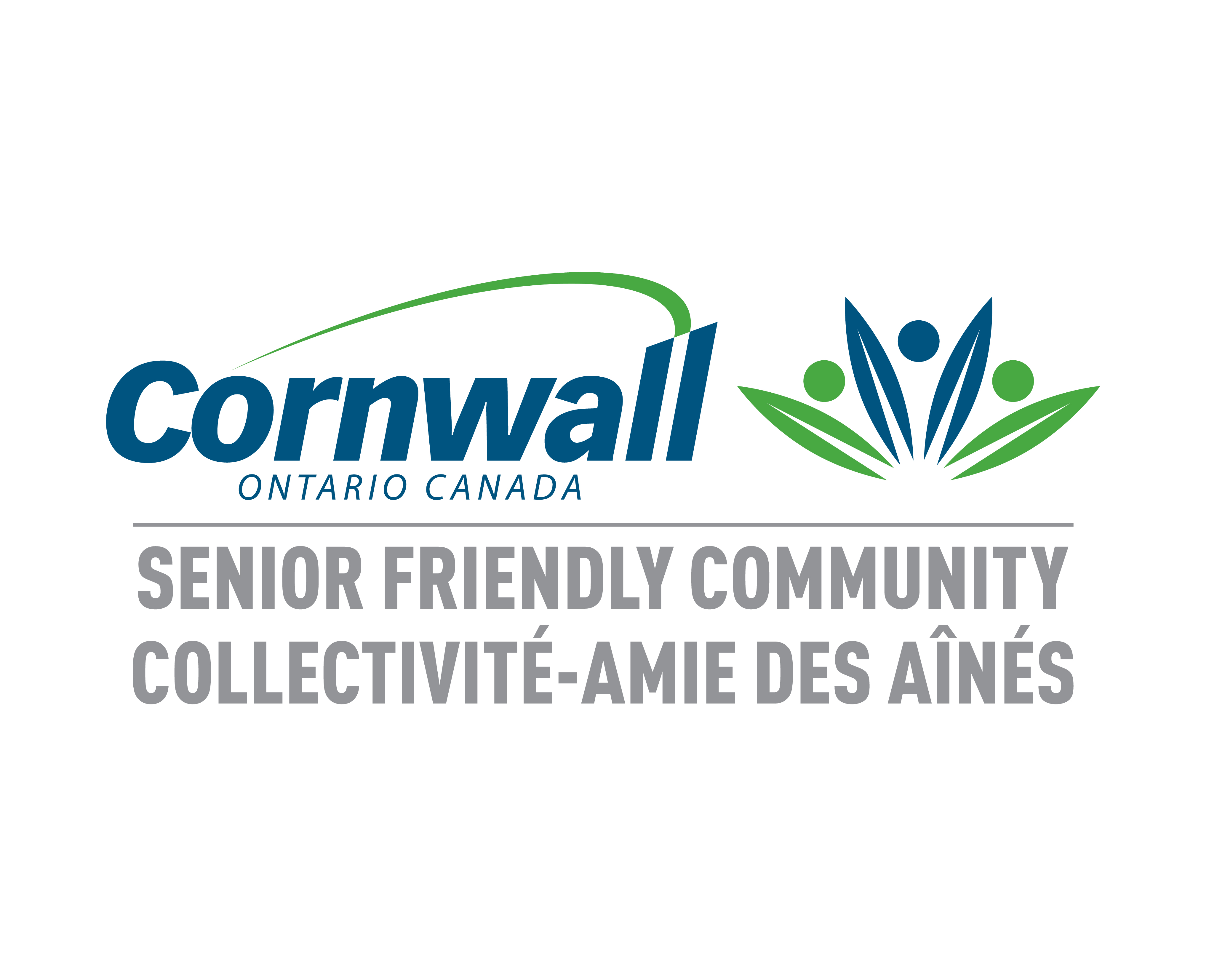 Senior-Friendly Community logo